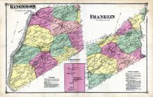 Kingwood, Franklin, Uhlertown, Hunterdon County 1873